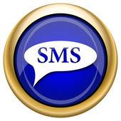 Icône bulle sms — Photo