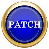 Patch icon — Foto Stock