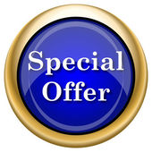 Special offer icon — Stockfoto