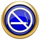 No smoking icon — Stock Photo
