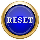 Reset icon — Fotografia Stock