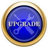 Upgrade-symbol — Stockfoto