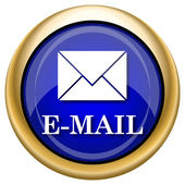 E-mail icon — Stock fotografie