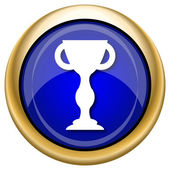 Winners cup icon — Stock Photo