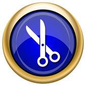 Tagliare l'icona — Foto Stock