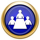 Icono de sala de reuniones — Foto de Stock