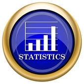 Statistik-symbol — Stockfoto