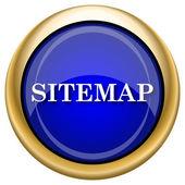 Sitemap icon — Stock Photo