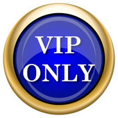 VIP only icon — Stockfoto