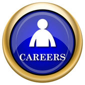 Careers icon — 图库照片