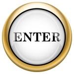Enter icon — Stock Photo #33573587