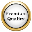 Stock Photo: Premium quality icon