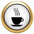 Cup icon — Stock Photo #33574195