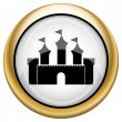 Castle icon — Stock Photo #33574313