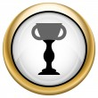 Stock Photo: Winners cup icon