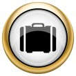 Stock Photo: Suitcase icon