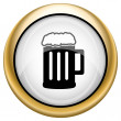 Beer icon — Stock Photo #33574823