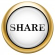 Stock Photo: Share icon