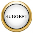 Stock Photo: Suggest icon