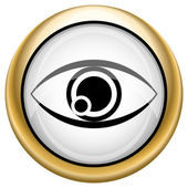 Eye icon — Foto Stock