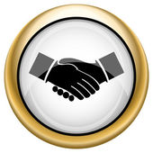 Agreement icon — Stock Photo