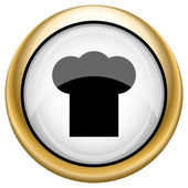 Chef icon — Stock Photo