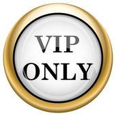 VIP only icon — Stock Photo
