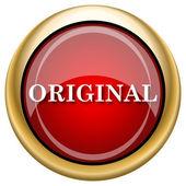 Original icon — Stock Photo