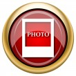 Stock Photo: Photo icon