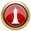 Stock Photo: Chess icon