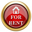 Foto de Stock  : For rent icon