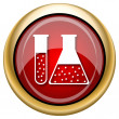 Stock Photo: Chemistry set icon