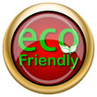 Stock Photo: Eco Friendly icon