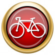 Stock Photo: Bicycle icon
