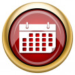 Calendar icon — Stock fotografie #33761307