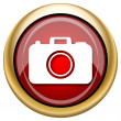 Photo camera icon — Stock Photo #33761317