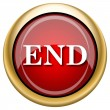 Foto de Stock  : End icon