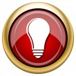 Foto de Stock  : Light bulb - ideicon