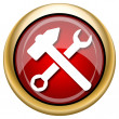 Foto de Stock  : Tools icon
