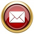 Stock Photo: E-mail icon