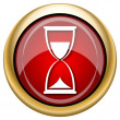 Hourglass icon — Stock Photo #33762991