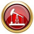 Oil pump icon — Stock Photo #33763873