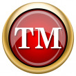Foto de Stock  : Trade mark icon