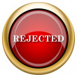 Foto de Stock  : Rejected icon