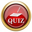 Quiz icon — Stock Photo #33764527