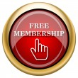Foto de Stock  : Free membership icon