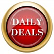Foto de Stock  : Daily deals icon