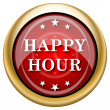 Happy hour icon — Stock Photo #33764901