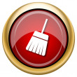 Stock Photo: Sweep icon