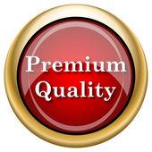 значок качества премиум — Стоковое фото